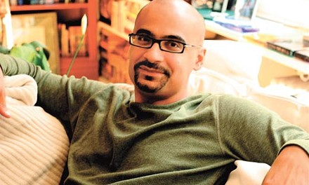 Junot Diaz - COURTESY OF LILY OEI