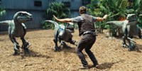 Jurassic World, June 12