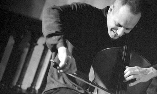 Just a cellist guy: Erik Friedlander