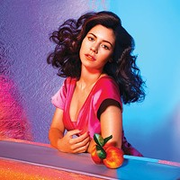 On the latest release from Marina & the Diamonds, singer Marina Diamandis becomes more herself