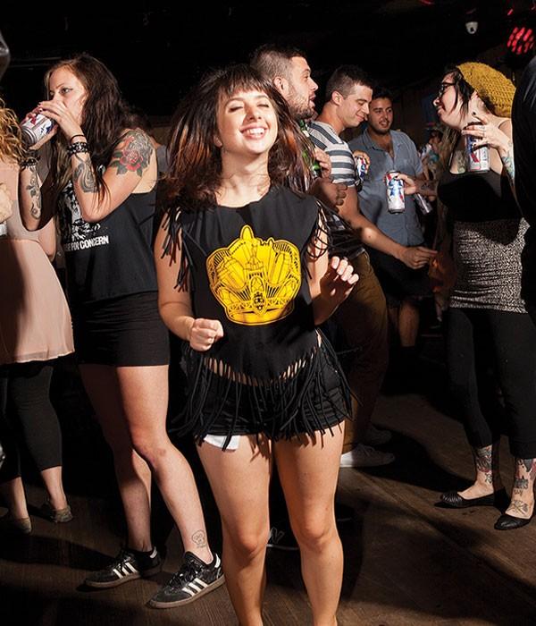 Kelly Fino, Belvedere's Ultra-Dive, bar, best of