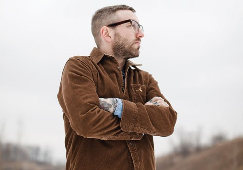 King of literal band names: City and Colour's Dallas Green