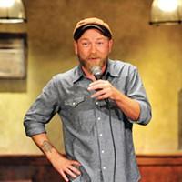 Comedian Kyle Kinane hopes for average