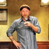 Comedian Kyle Kinane hopes for average