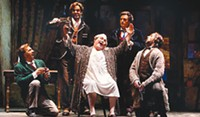 La Boheme at the Benedum Center