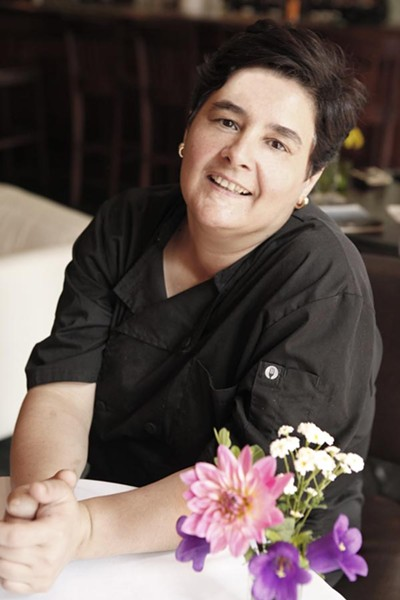 La Cucina Fleagra's Anna Fevola - PHOTO BY HEATHER MULL