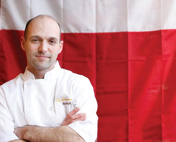 La Gourmandine, co-owner and baker Fabien Moreau, best of