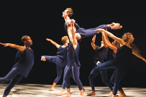 "Lar Lubovitch Dance Company's ""North Star"""