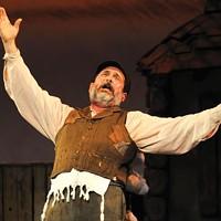 Lewis J. Stadlen in Pittsburgh CLO's <i>Fiddler on the Roof</i>