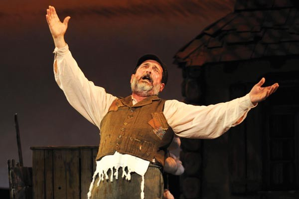 Lewis J. Stadlen in Pittsburgh CLO's Fiddler on the Roof