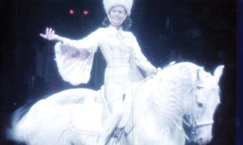 """Light reign: Jonas Mekas' """"Notes on the Circus"""""""