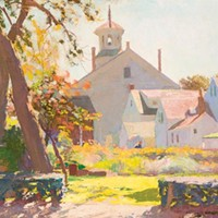 <i>The Tides of Provincetown</i> encapsulates a full century of American art.