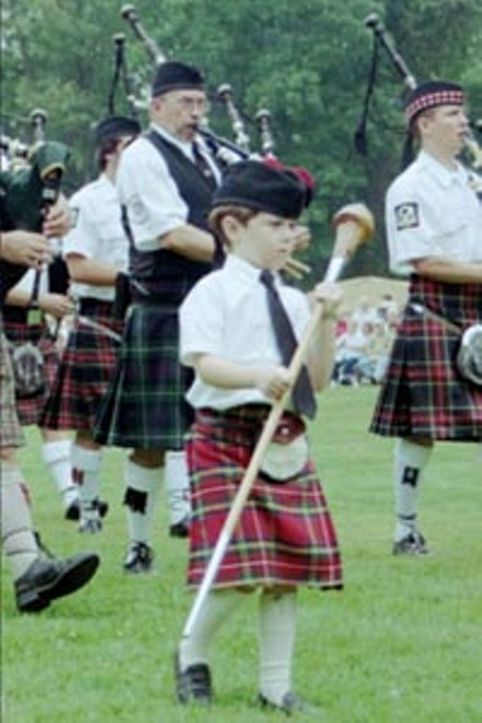 Ligonier Highland Games - Sept. 12