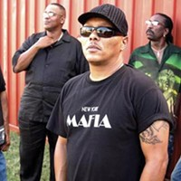 Dumpstaphunk brings the New Orleans and the Nevilles