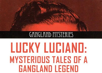 A local author's new book on Lucky Luciano