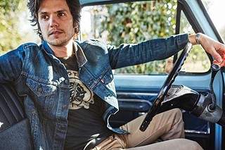 Local boy makes good: Steve Moakler - PHOTO COURTESY OF SPENCER COMBS