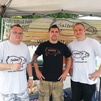 Local purveyors Salted Pig makes fresh sausage by tapping culinary heritages