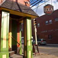Lola Bistro  Photo by Heather Mull