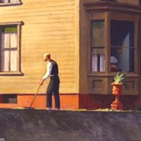 The Westmoreland surveys American painting in the 1940s -- courtesy of the old Carnegie Institute.