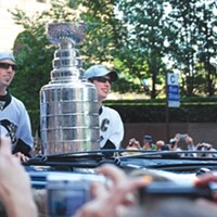 Lords of the Cup: Marc-Andre Fleury and Sidney Crosby
