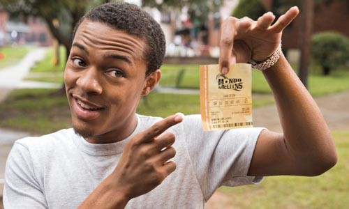 Lottery Ticket, Aug. 20