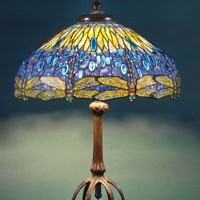 The Pittsburgh region is abundant with Louis Tiffany's stained glass.