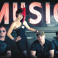 Lovebettie parents a musical monster with new album, <i>Rise</i>