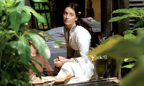 Lovesick: Giovanna Mezzogiorno as the young Fermina.