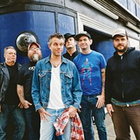 Lucero lives on the road, but stays true to Memphis