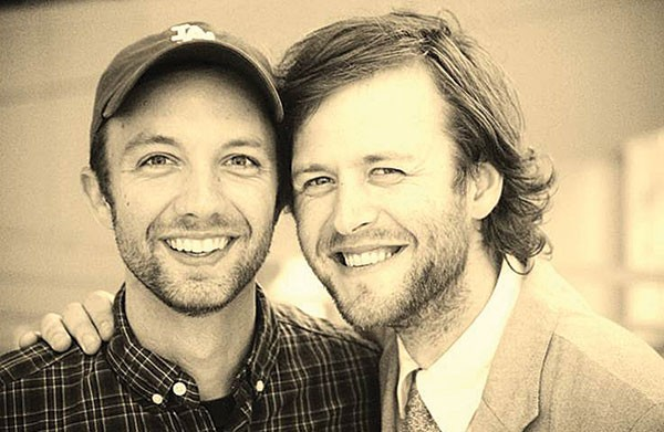 Mac Barnett and illustrator Jon Klassen,