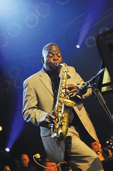 Maceo Parker, legendary musician plays the Byham Theater
