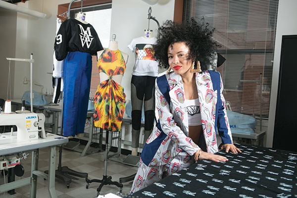 Young Designer Makayla Wray Makes Her Mark On Local Fashion Features Pittsburgh Pittsburgh City Paper