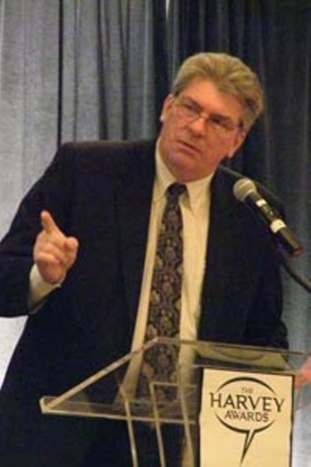 Making the science work: Jim Shooter.