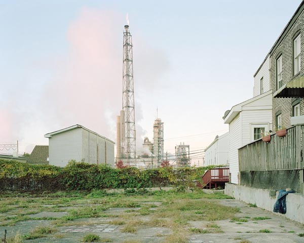 Marcellus Shale Documentary Project, Oct. 11-Jan. 6, at Pittsburgh Filmmakers Galleries. - PHOTO BY NOAH ADDIS.