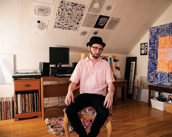 Meet the artist: Brandon Locher