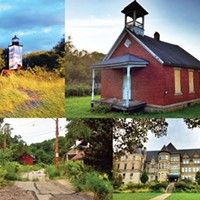 """Meet the folks behind popular Facebook page """"Abandoned, Old & Interesting Places — Western PA."""""""