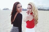 Megan and Liz, teenage doo-wop, teens, music, Michigan, YouTube