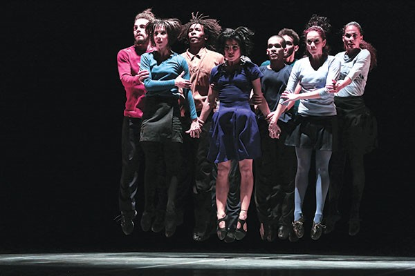 Members of Havana's Malpaso Dance Company