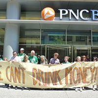 Protesters, investors urge PNC to abandon mountaintop-removal financing