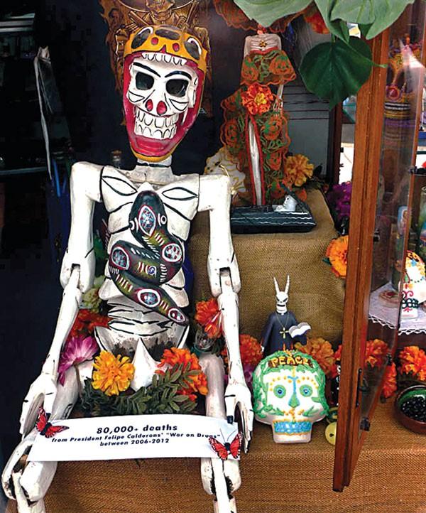 Mexico Lindo Mercado y Galeria
