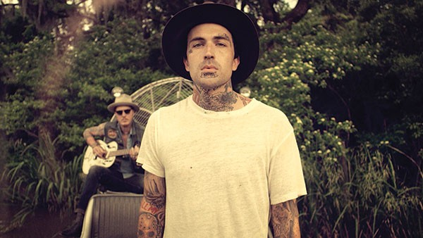 Michael Wayne Atha, Yelawolf, plays Altar Bar