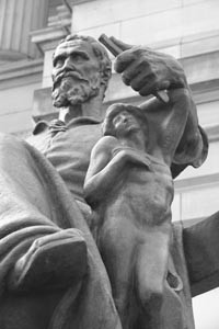 Michelangelo, with boy toy