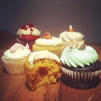 Mini-cupcakes are the focus of a new bakery in Brookline