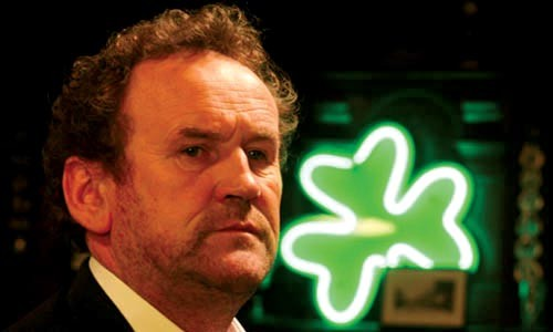Missed for royalty: Colm Meaney