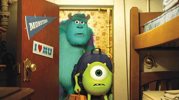 Monsters University, June 21