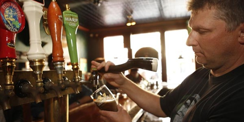 Monterey Pub  Photo by Heather Mull