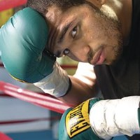 On the record with Rankin boxer Monty Meza-Clay