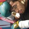 On the record with Rankin boxer Monty Meza-Clay