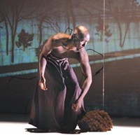 Pittsburgh-born dancer and choreographer Kyle Abraham is going places -- and performing here this week.