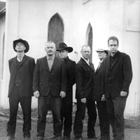 Mule kickers: Waco Brothers